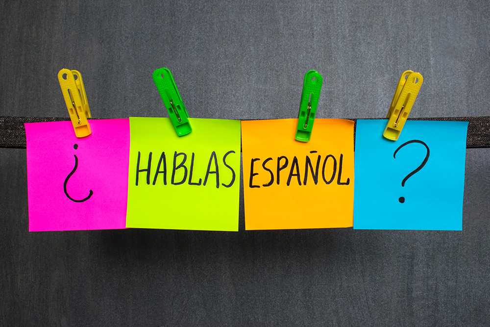 English In Italian: How To Learn Spanish Fast