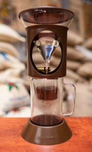 Brewover coffee maker