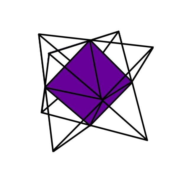oktaederinsidestelliert