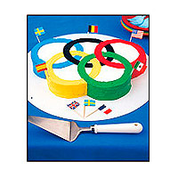 Kids Olympics Cake