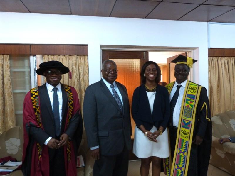 Ethel University of Ghana