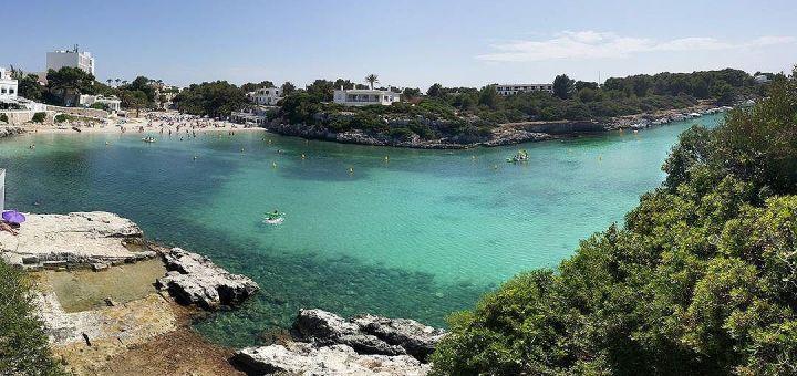 cala #santandria #ciutadella #minorca #españa #sun #beach