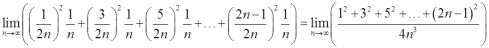 Suma całkowa dla funkcji f(x)=x^2