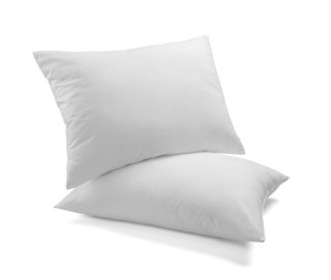 organic pillow in 100% natural latex, 60x40