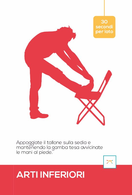 Mal di schiena? 3 esercizi da fare con la sedia - Eukinetica