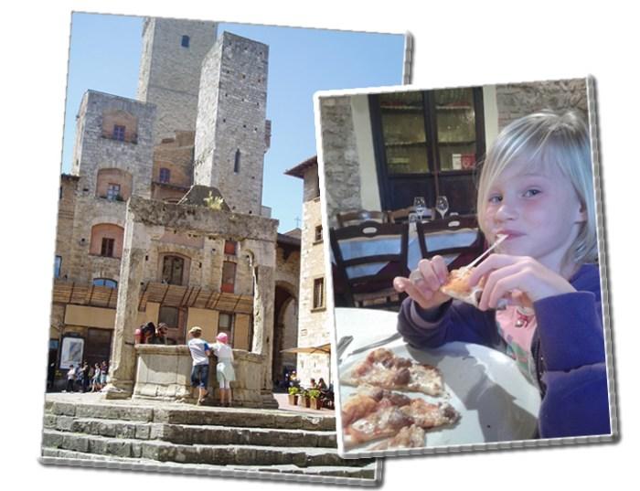 Stedentrip met kinderen - Florence