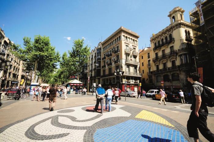 Barcelona stedentrip - 8 budgettips - Ramblas