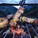 Q&A koken op de camping