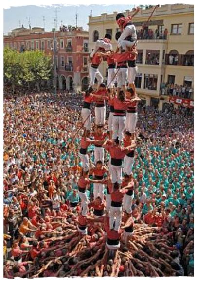 Valls - Costa Dorada, Spanje