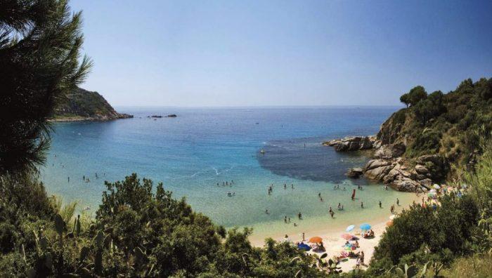 Elba strand - Eurocamp campingvakanties