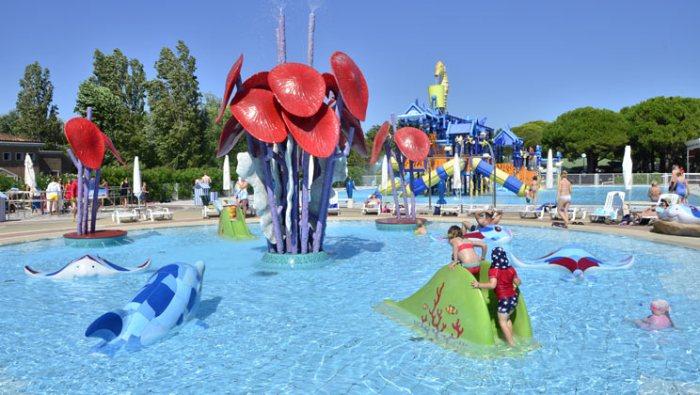 Populairste meivakantie campings top 5 - Camping Marina di Venezia