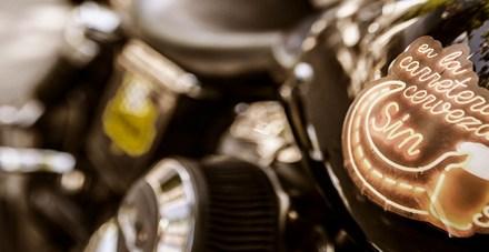 Los Sin Riders: «Esperamos seguir muchos años en carretera, como las burbujas de champán en Navidad»