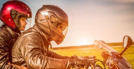 ¡Las motos están de moda!