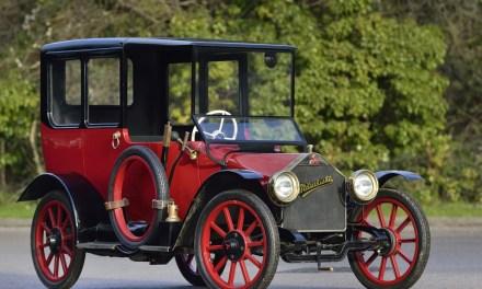 Model-A: El coche con el que nace Mitsubishi