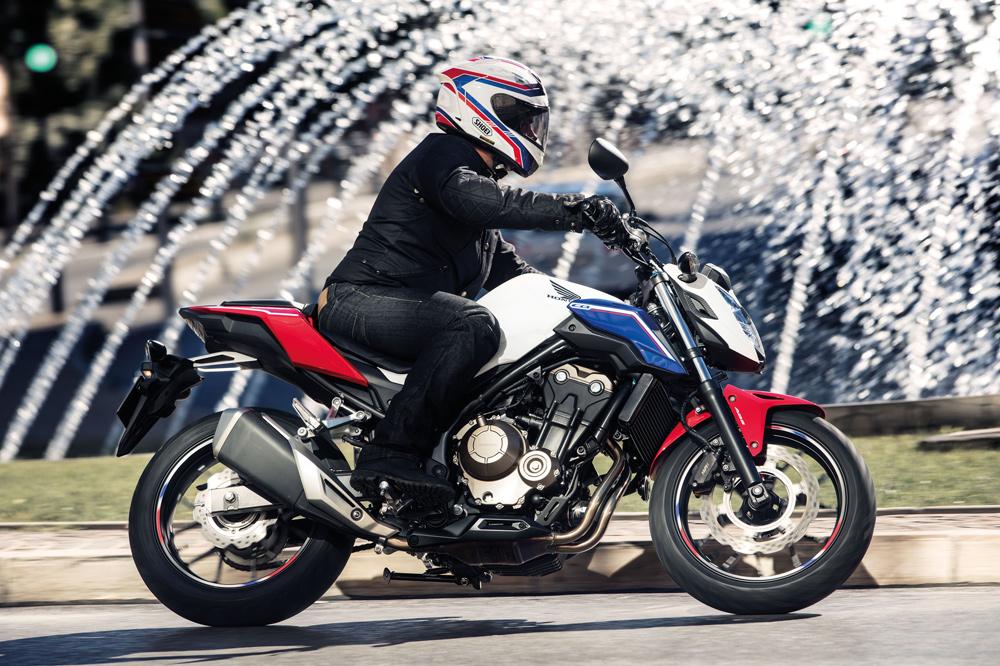 Qué hacer en caso de accidente de moto