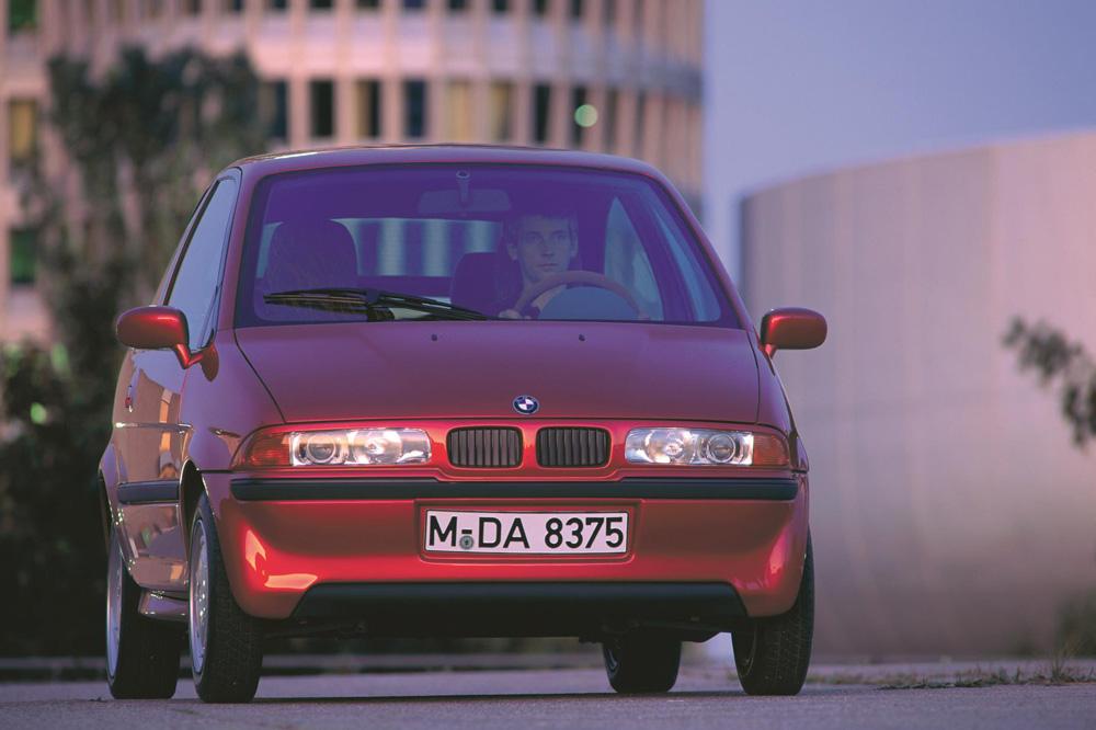 BMW E1: el coche que hace 26 años predijo el futuro de la movilidad del futuro