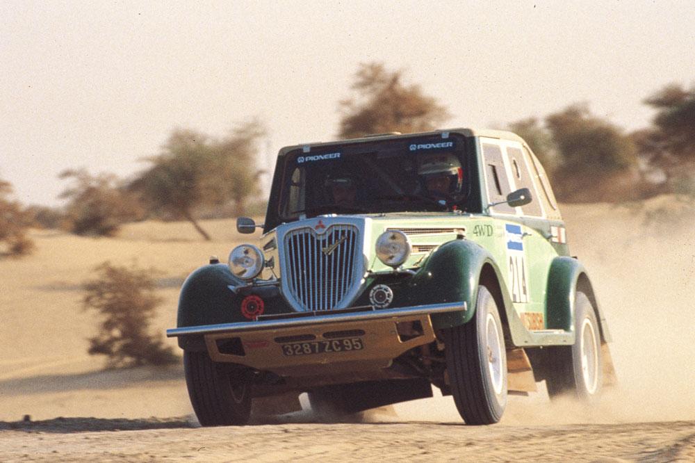 Mitsubishi PX33 Dakar Replica