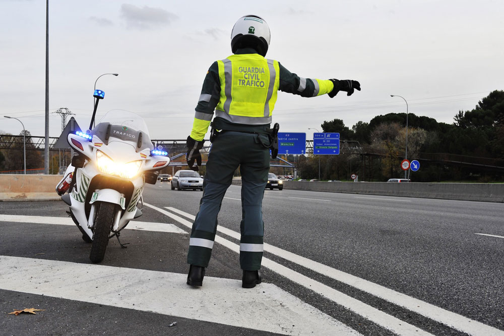 La DGT está realizando una campaña de inspección de vehículos