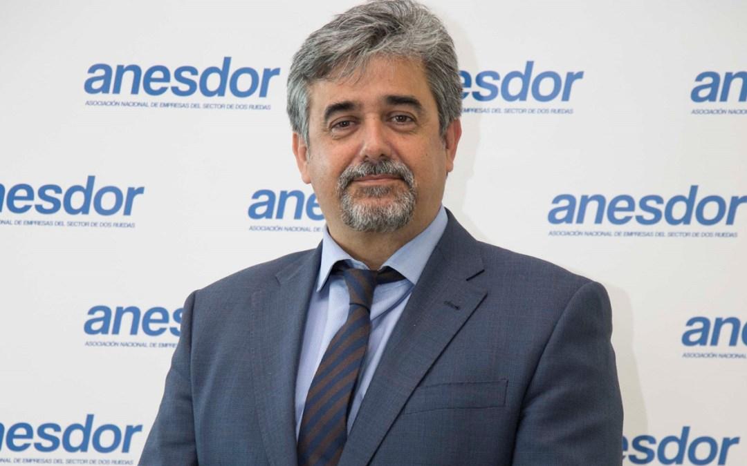 Victor González, nuevo presidente de Anesdor