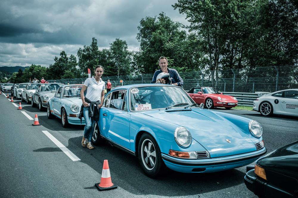 Porsche celebrará su 70 aniversario en el Circuito del Jarama de Madrid