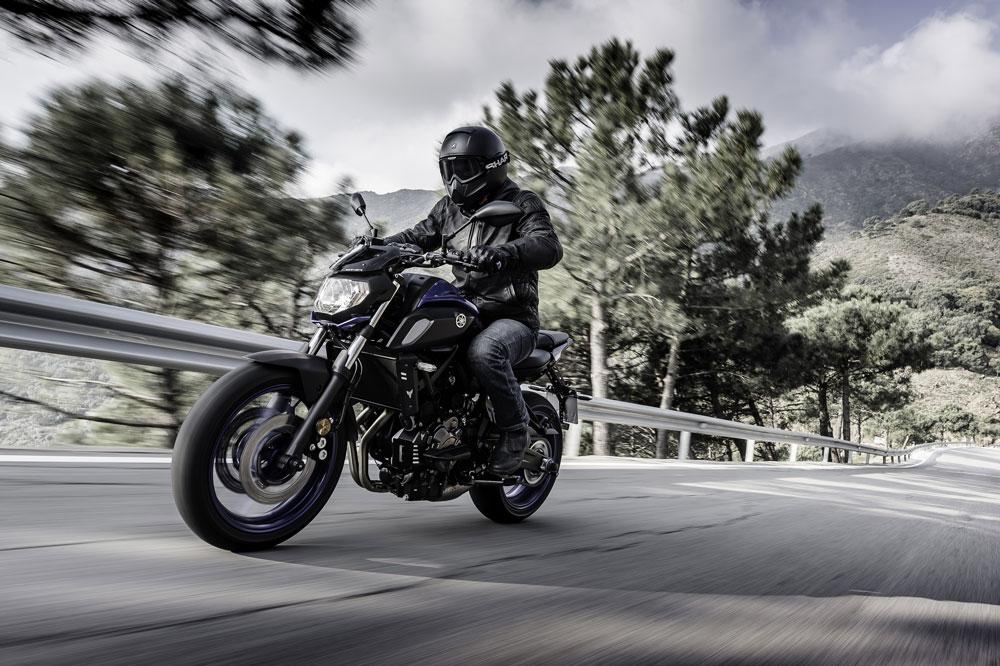 La Yamaha MT 07 fue la moto más vendida en abril de 2018