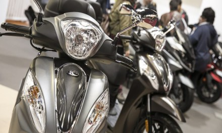 Matriculaciones de motocicletas en España crecen un 13,4% en agosto