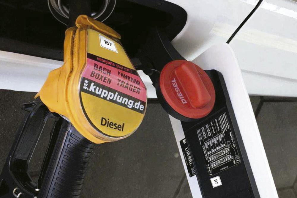 Nuevo etiquetado de combustibles en Europa