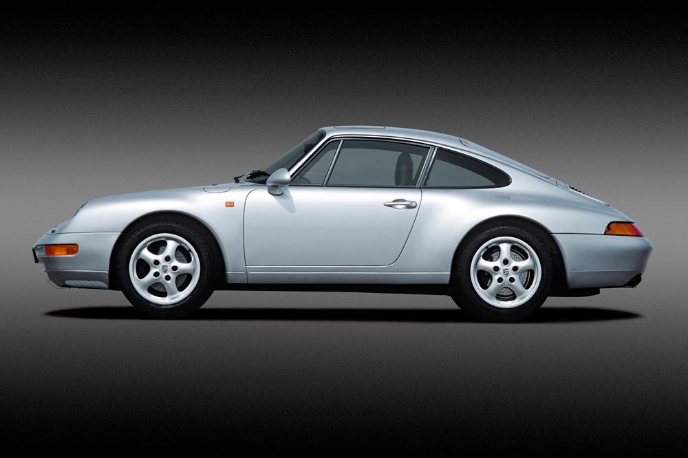 El Porsche 993 fue el último refrigerado por aire