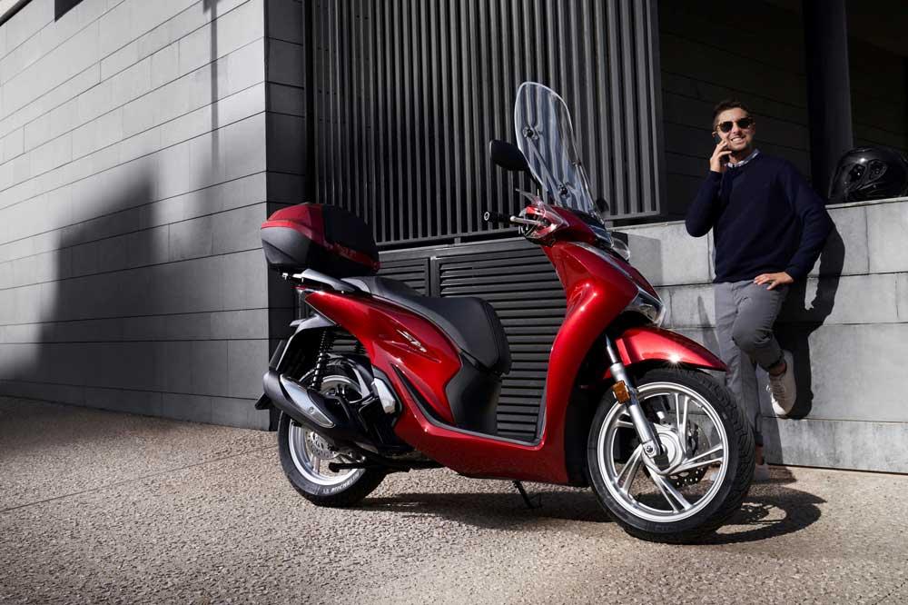 Las ventas de motos subieron en octubre