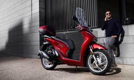 Las matriculaciones de motos crecieron en octubre un 10,7 por ciento
