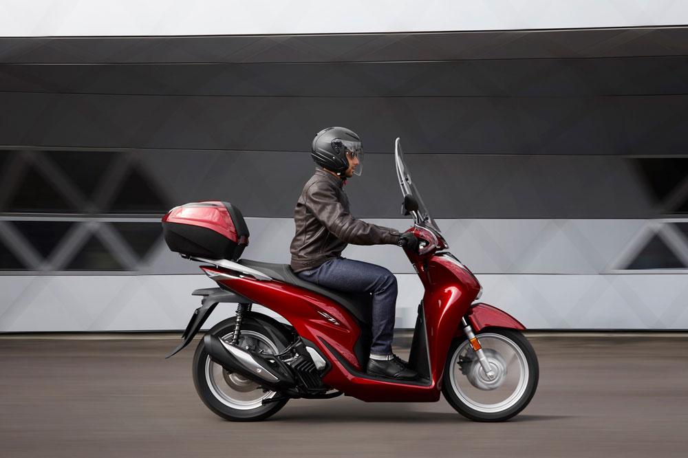 Las ventas de motos subieron en noviembre