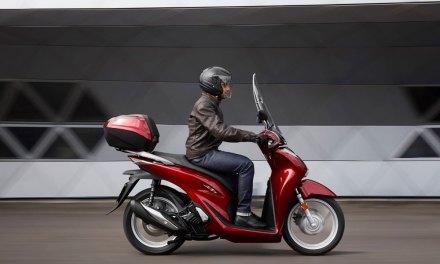 Las matriculaciones de motos se incrementaron un 27,3 por ciento en noviembre