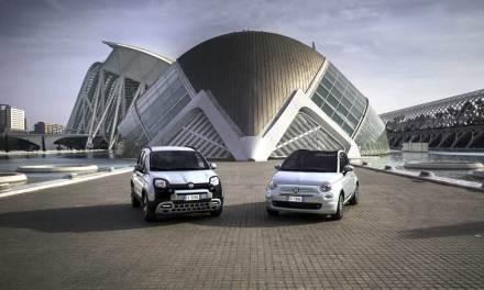 Fiat 500 y Panda Hybrid, el híbrido según Fiat