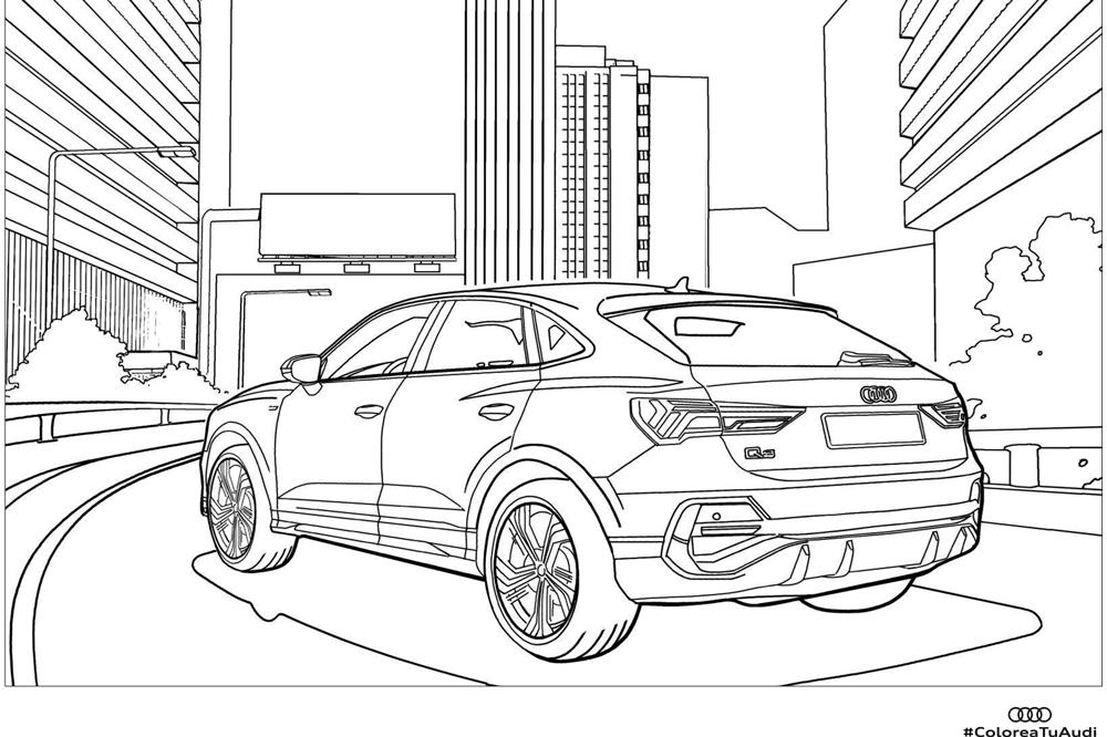 Colorea Tu Audi