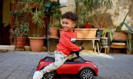 Juguetes y diversión con BMW y MINI para los más peques de la casa