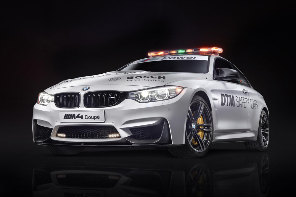 Safety Car BMW DMt