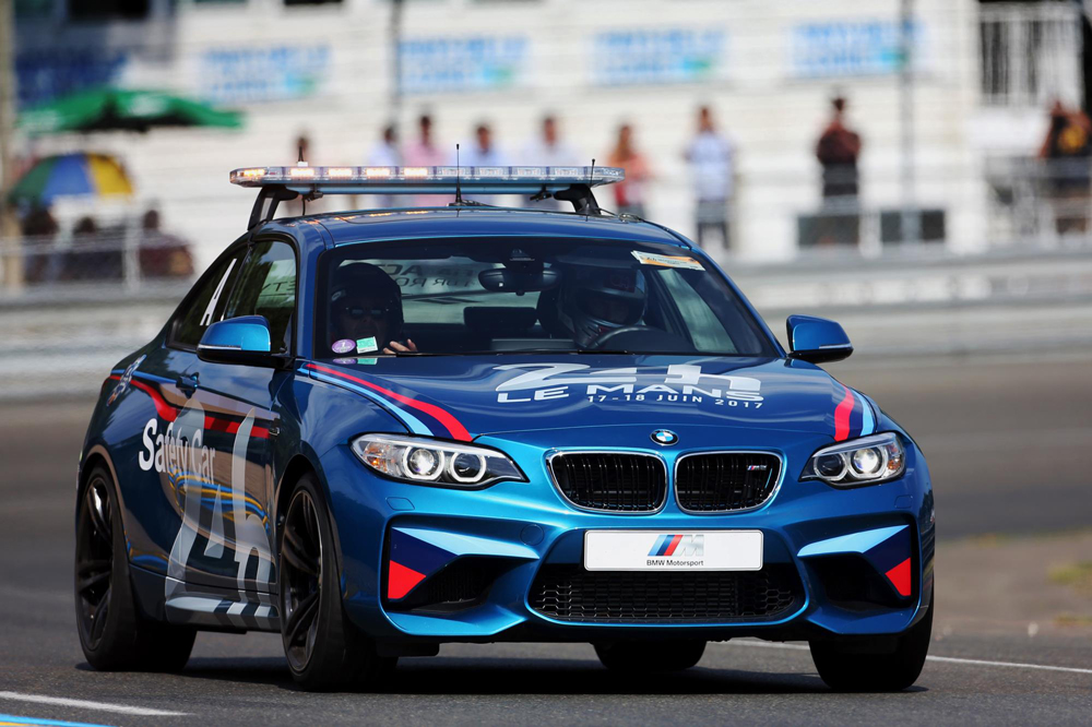 Safety Car BMW 24 horas de Le Mans