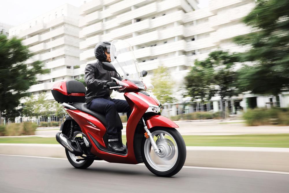Las matriculaciones de motos cayeron un 93 por ciento en abril