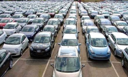 Las matriculaciones de vehículos en junio han seguido cayendo