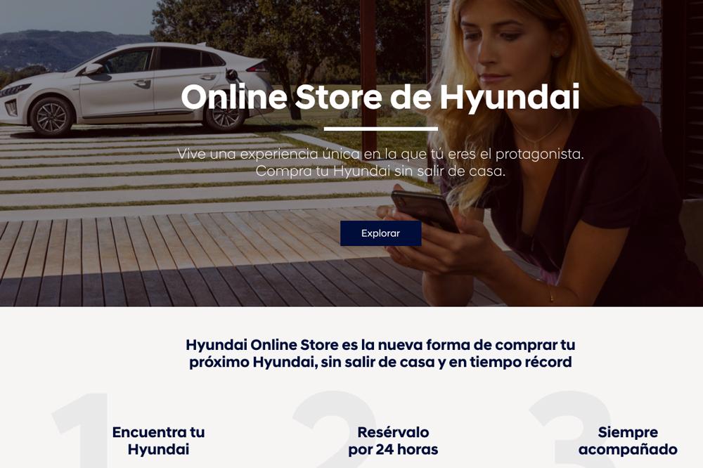 Hyundai Oline Store