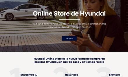 Hyundai ya tiene tienda online