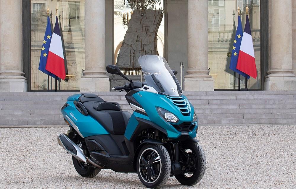 Peugeot Motocycles Eliseo