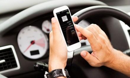 El uso de móvil causa una de cada dos denuncias