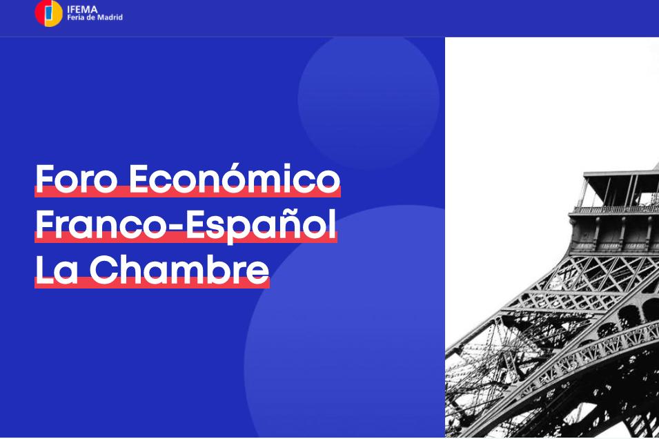 Foro económico franco-español_de la auromoción IFEMA