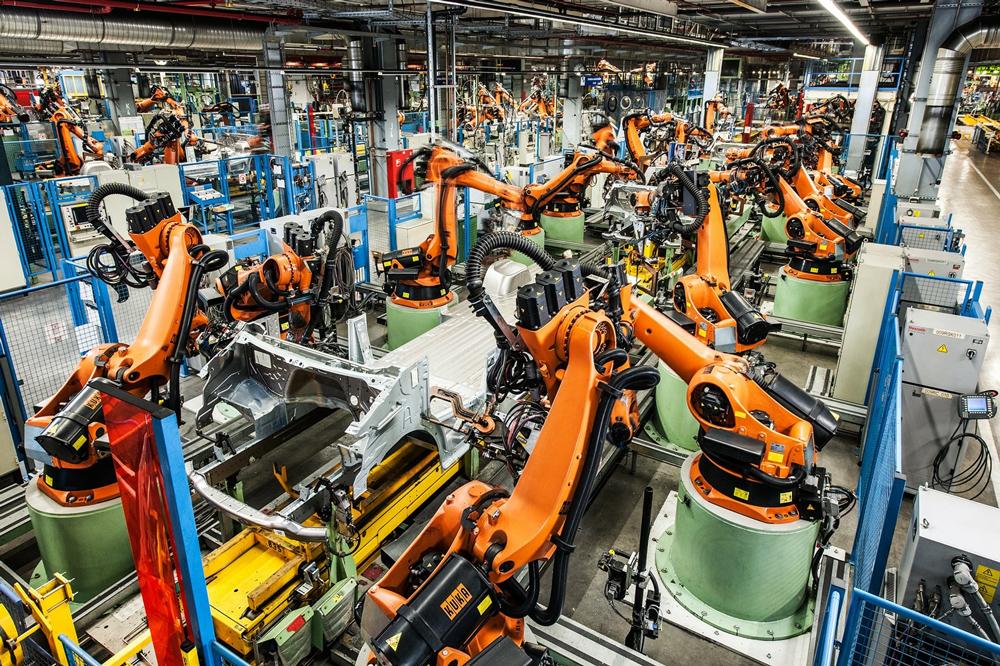 Fábrica Mercedes-Benz de Vitoria