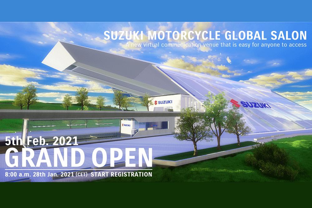 Presentación Virtural de Suzuki