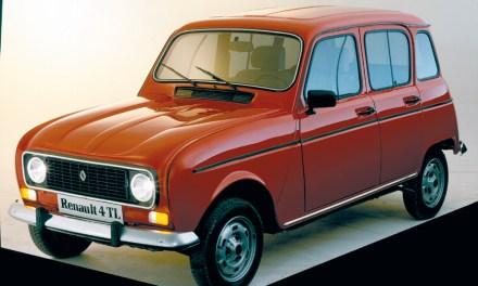 El Renault 4L cumple 60 años