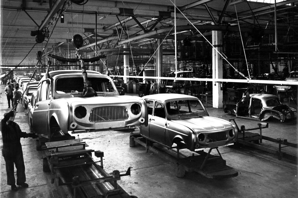 Renault 4 cumple 60 años