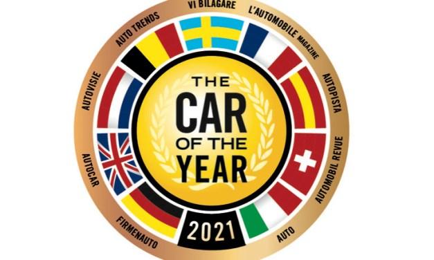 El premio «Car of the year 2021» en directo y online desde Ginebra