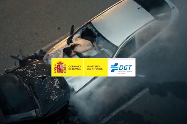 Campaña DGT cinturón seguridad
